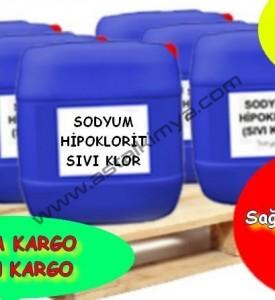 SODIUM HYPOCHLORIDE-Sıvı Klor