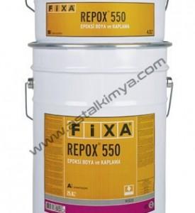 EPOKSİ BOYA VE KAPLAMA REPOX 550