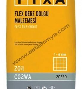 FLEX DERZ DOLGU MALZEMESİ (1-6 mm)-FİXA