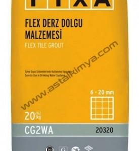 FLEX DERZ DOLGU MALZEMESİ (6-20 mm)-FİXA