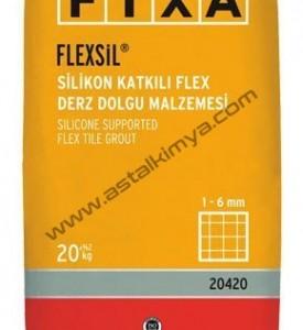 SİLİKON KATKILI FLEX DOLGU MALZEMESİ (1-6 mm)-FLEXİL