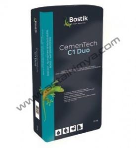 CemenTech C1 Duo 1K Kristalize Su Yalıtım Harcı