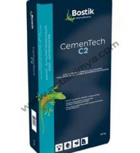 CemenTech C2 2K Esnek Su Yalıtım Harcı-BOSTİK