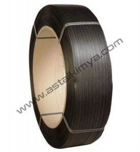 Plastik Çember Siyah 4000 METRE ,8mm*0,60 ,Otomatik MAKİNALARA UYGUNDUR