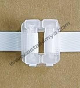 Çember Tokası - PLASTİK ( Plastik Çember için )  13-16- 19 mm