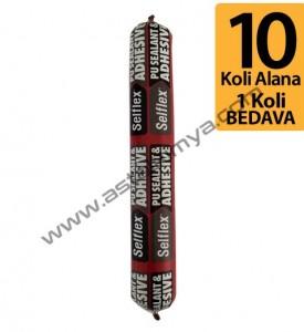 SEL FLEX ,40-SOSİS, 600 ML,POLİ ÜRETAN MASTİK,
