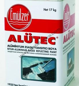 EMÜLZER, Alütec - Bitüm, Alüminyum Esaslı Yansıtıcı Boya