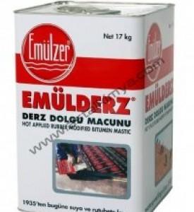 EMÜLZER, Emülderz 2010 - SICAK ,ELASTİK Derz Dolgu Macunu