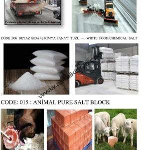 Natural Crystal Rock Refined Food Salt
